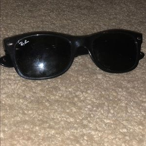 Authentic Ray-ban wayfarers